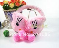 Меховые наушники для девочек Kitty 4 faux , 1093