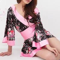 free shipping Sexy Japanese Kimono Stage / ktv / hotel / sauna Miss clothing S306