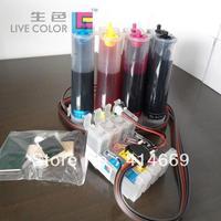Система непрерывной подачи чернил LIVE COLOR Epson t/200xl1 /t 200XL4, t 2001 /t 2004 XP 100 200 300 400 WF 2520 2530 2540 LC-CISEP2001FD4C