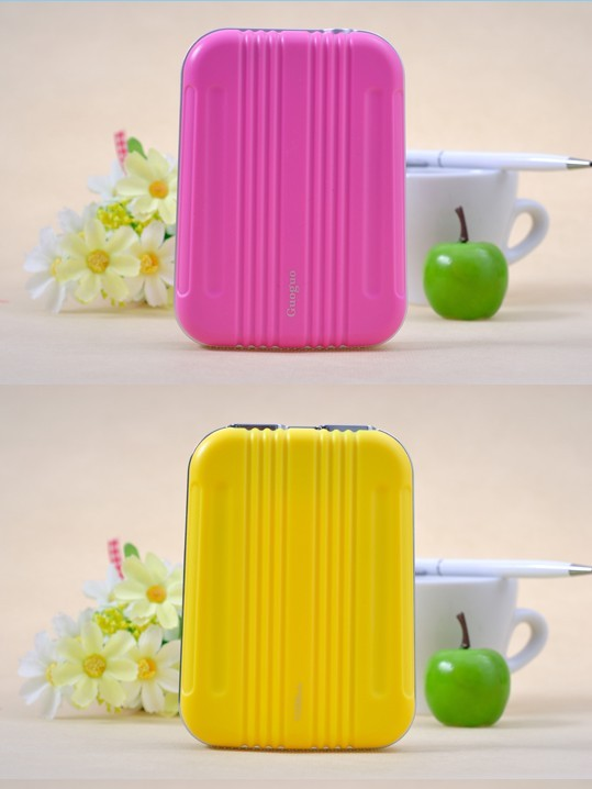 High capacity 10400mAh rohs traveler best portable cell phone charger