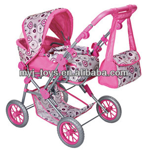 new item baby doll bed for kids