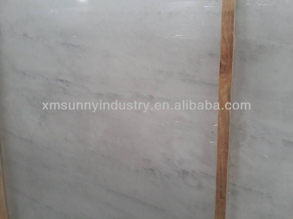 Chinese white marble