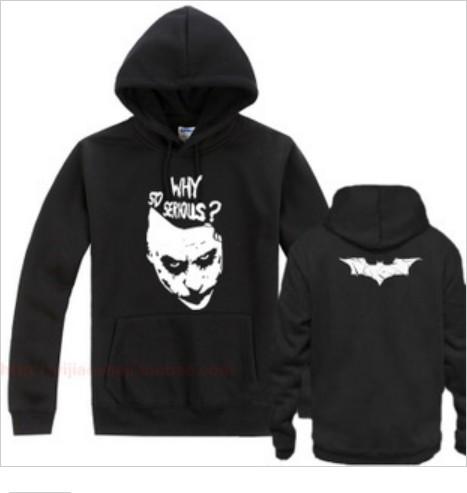 Batman Letterman Jacket Hoodie