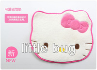 Половик New Cute Cat Mats Car Mats hello kitty bedroom Carpet 60*50cm