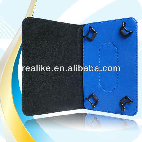 Colorful pu for ipad mini cases folding