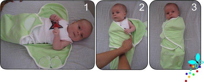 Пеленка для новорожденных размер своими руками 150
