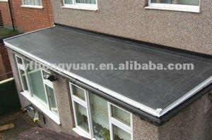 Peel-N-Stick Felt/ EPDM roof membrane