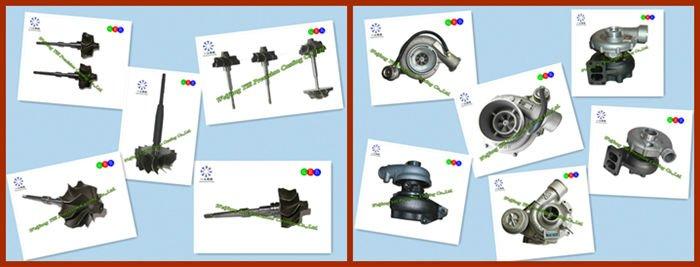 Suporte do rolamento da turbina usado para peças de motor da locomotiva a diesel