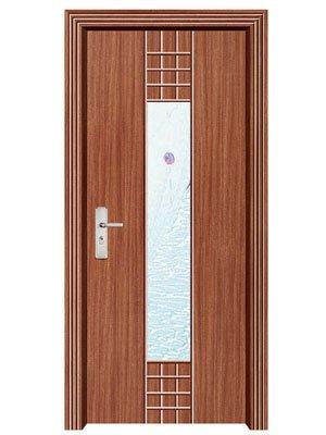 New design interior bedroom door buy wooden single door for Bedroom door designs
