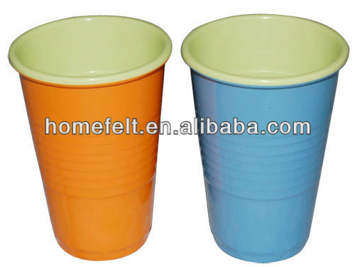 2013 hot selling 100% melamine cup