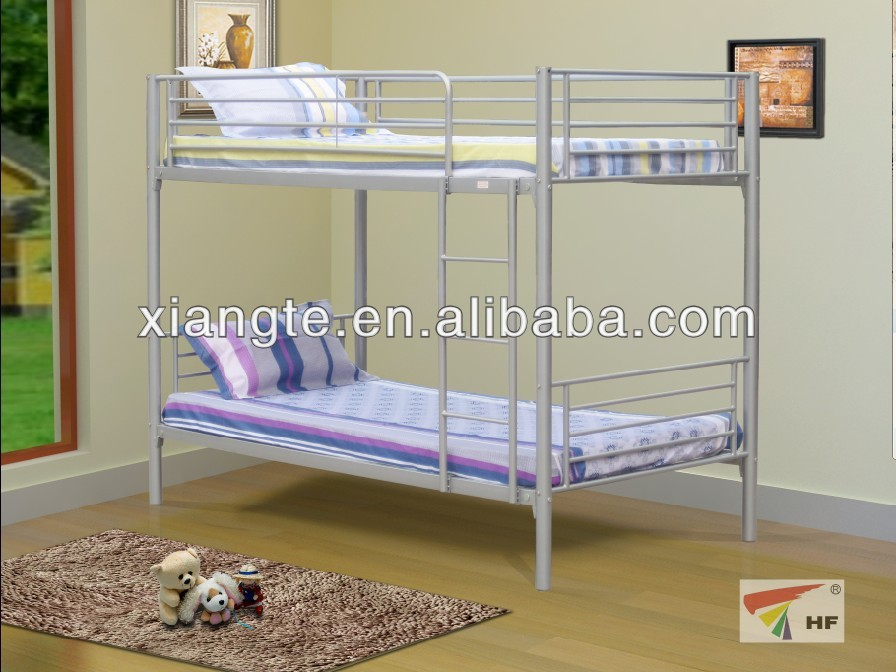 used bunk bed frame 2