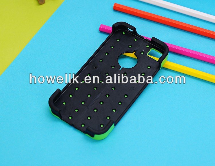 good design mobile phone cases for iphone 4 with standing