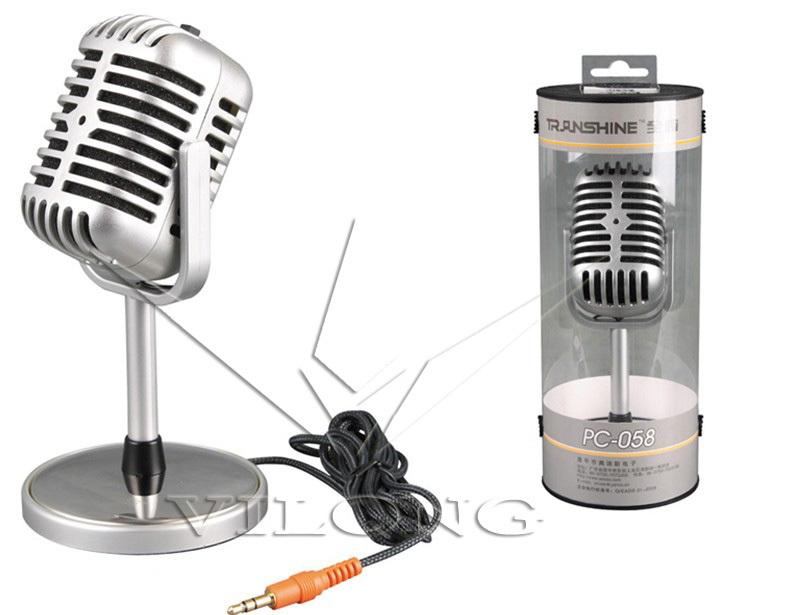 Микрофон для записи голоса своими руками