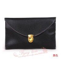 FLYING BIRDS 2012 Hot Summer Fashion Women Envelope Clutch Bag Popular Retro Messenger Bag Elegant PU Bag Hot Q016