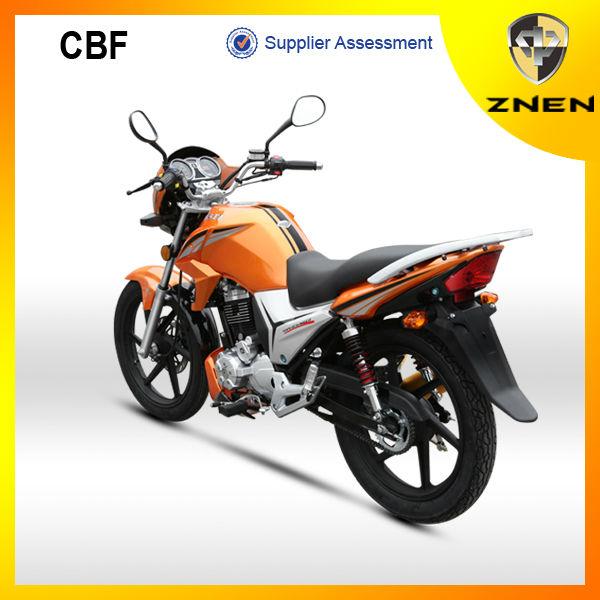 2014 ZNEN MOTOR 150cc 200cc Speed Motor Cycle CBF MotorChina