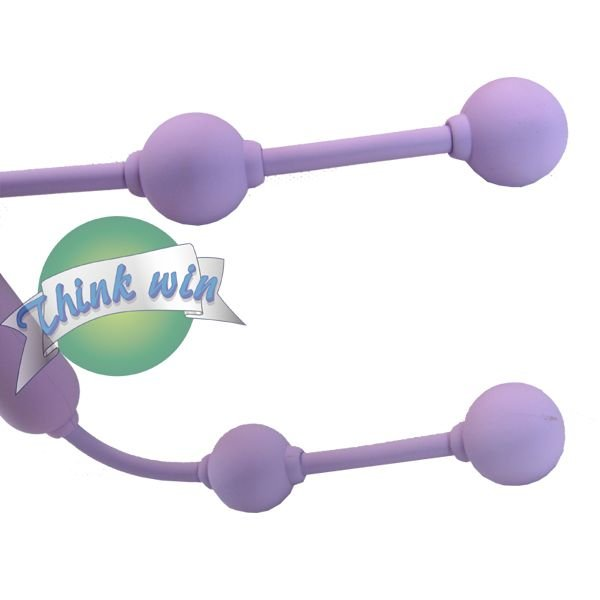 Double balls 10 speed flexible rocking ball sex toys/adult sex products,free shipping