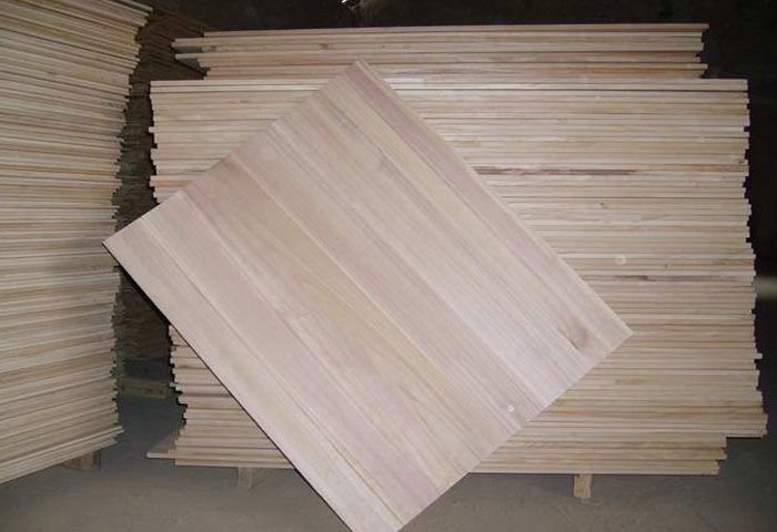 heze kaixin Paulownia Wooden finger jointed boards