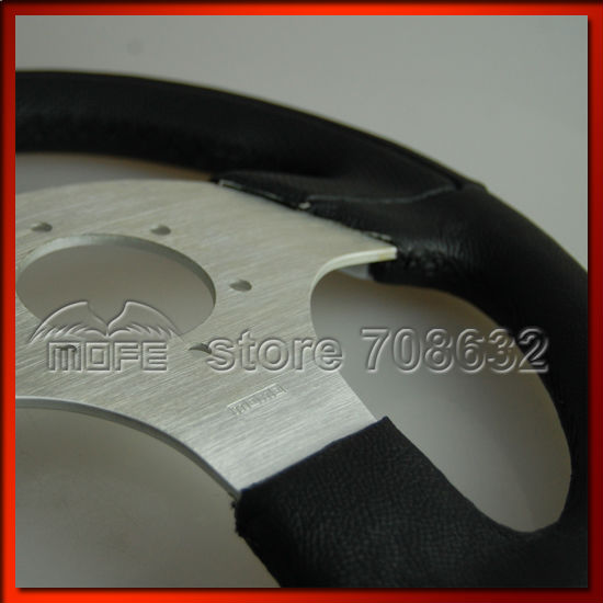 Leather MOMO Steering Wheel ms-6 11111111111111111