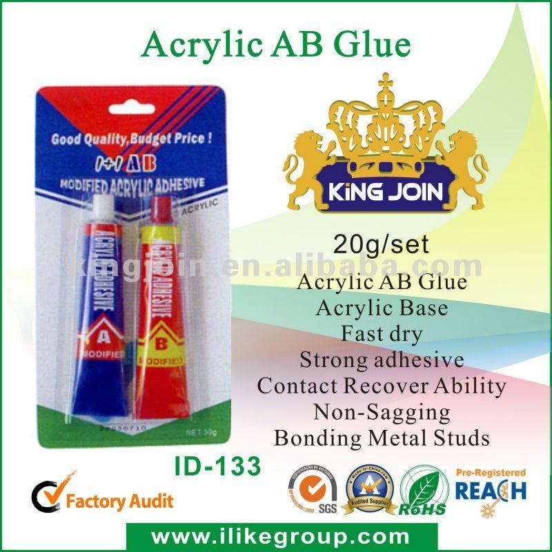 20g Strength Acrylic Ab Glue Canton Fair