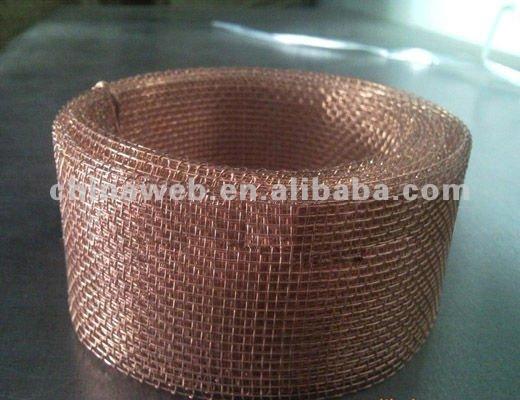 copper wire grid