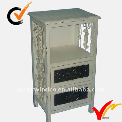 Reciclado Recuperada do quarto móveis de madeira maciça