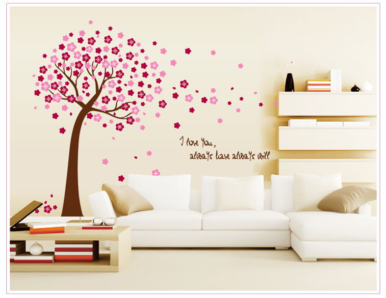 Decorating walls with pictures