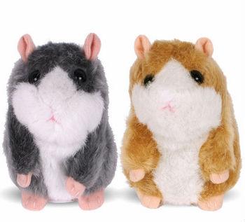 speak recording pirate hamster toys