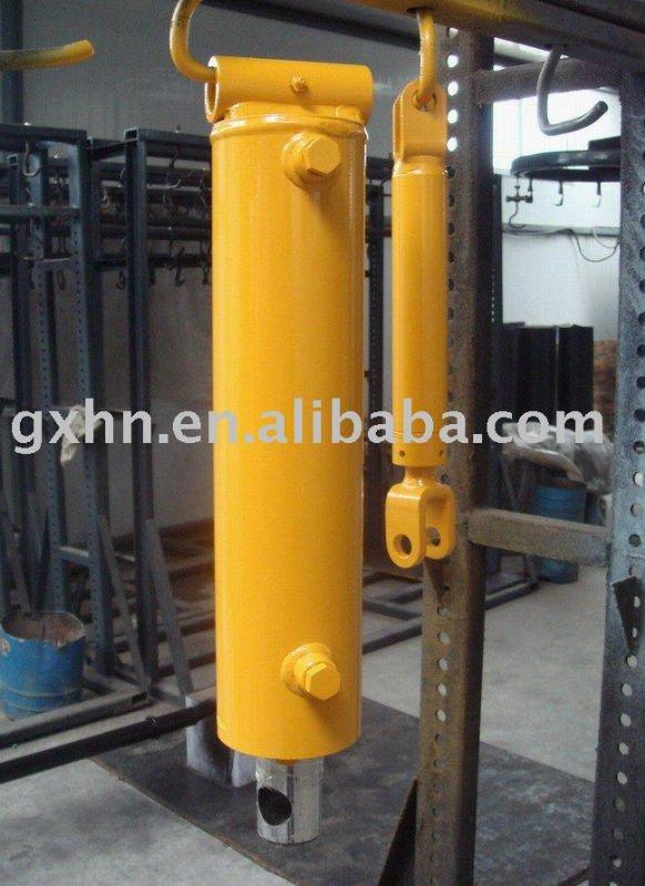 Cilindro hidráulico para carregador / Bulldozer / de lixo compactador / torre Crane / escavadeira / trator / empilhadeira