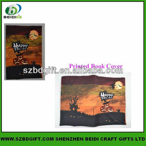 Designer Printed Lycra Book Cover