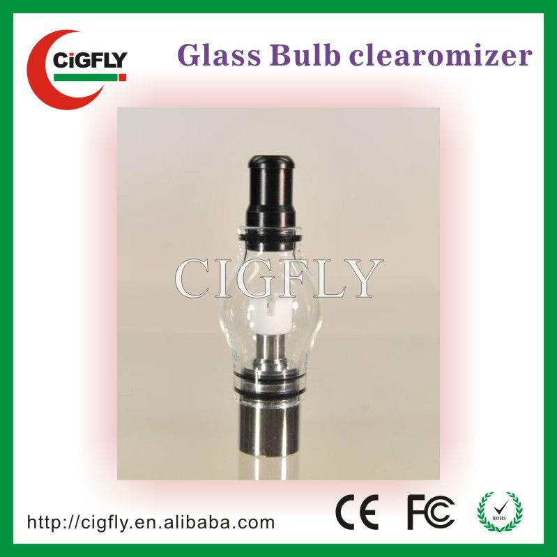 2013 Newest Glass Oil Dome Globe Wax Vaporizer, Globe Bulb Atomizer for Wax Vaporizer
