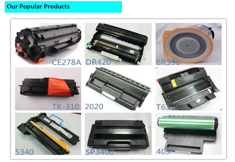 Venda quente compatível com cartuchos jato de tinta para canon pg 810 cl 811