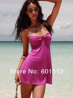 Женская туника для пляжа nice quality Attract Eye Summer Beach Dress Beachwear 40371
