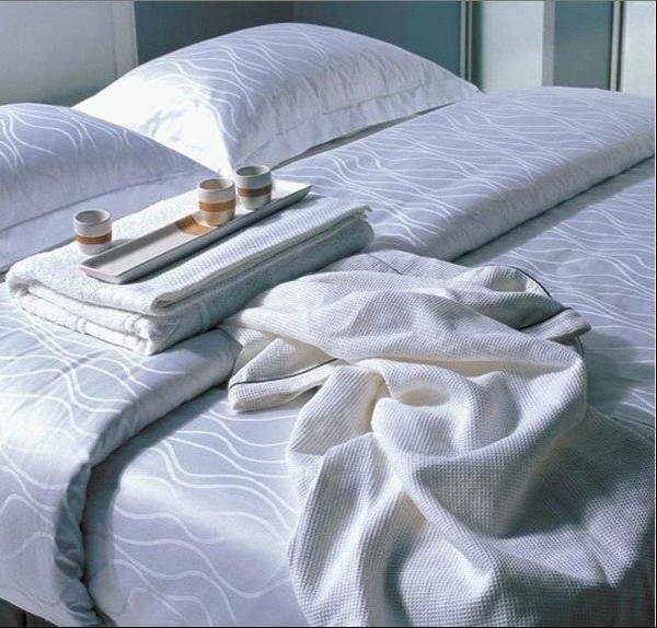 100 coton de luxe linge de lit pour les h tels literie id. Black Bedroom Furniture Sets. Home Design Ideas