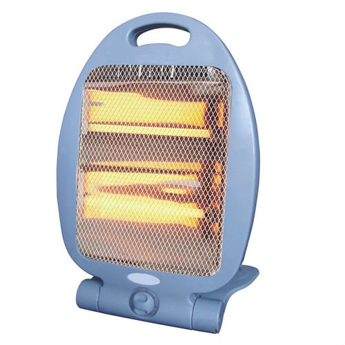 800W electric quartz heaters