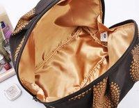 Косметичка HB759 Vintage Classical Browm Zipper Cosmetic Bag stuff bag