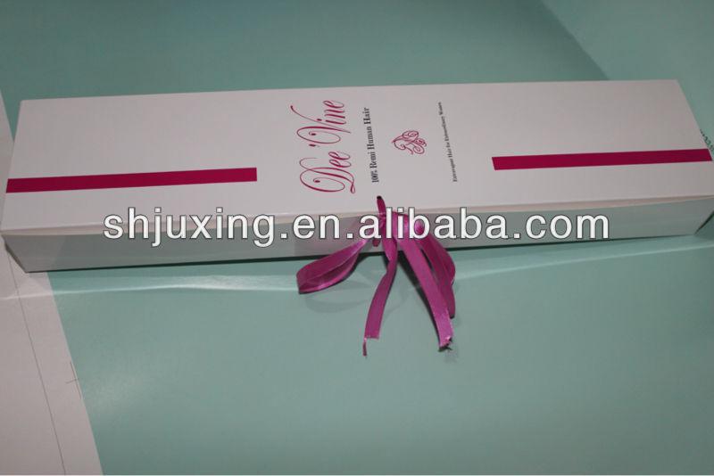 vendita calda squisito packaging per le estensioni dei capelli