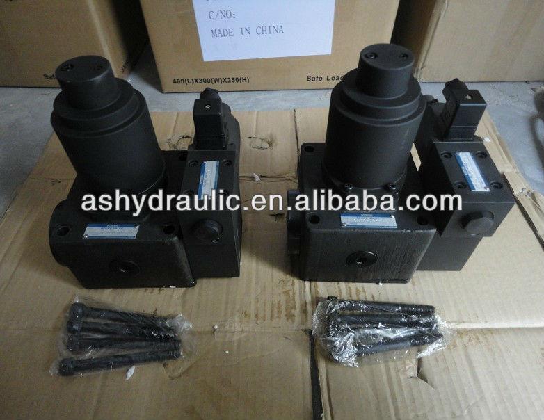 Yuken EFBG of EFBG-03,EFBG-06,EFBG-10 Proportional Electro-hydraulic Relief and Flow Control Valve