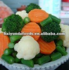 frozen mixed vegetable(carrot,broccoli,cauliflower)