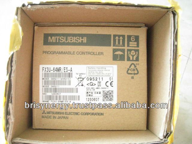 Mitsubishi Controller FX3U-64MR-ES-A Mitsubishi PLC