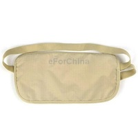 Сумка для путешествий Multifunctional Close-fitting Anti-theft Travel wallets Waist Bag Pack Belt purse Internality Bag