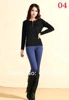 Женские брюки 1PC women winter Autumn thicken warm velvet Boots pants slim skinny pencil pants casual leggings S/M/L/XXL/XXXL
