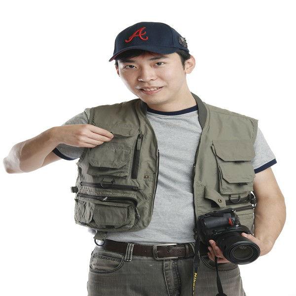 Olympina hot selling custom fishing vest
