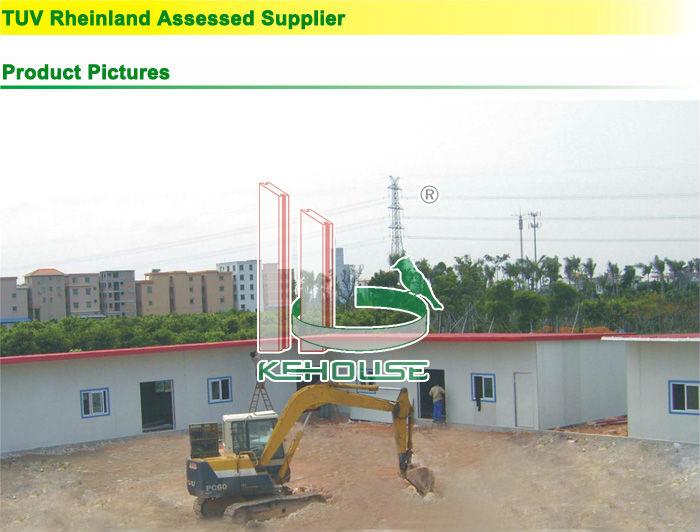 T model economic construction site house