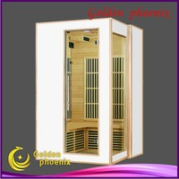 2013 NEW far infrared sauna modern luxury sauna room