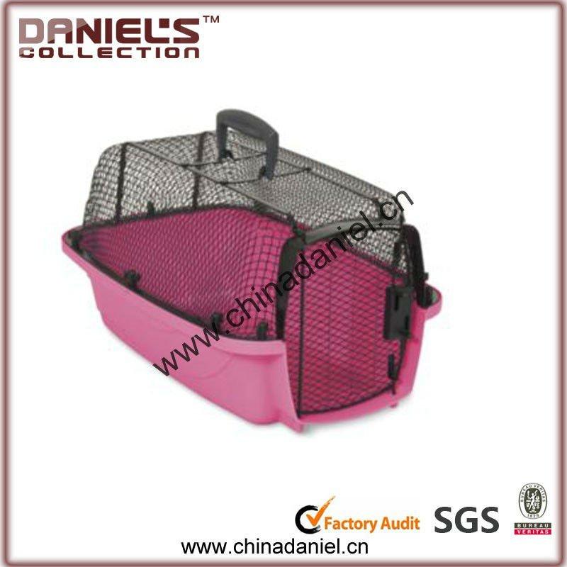luxury pet cage dog carrier aluminum dog cage
