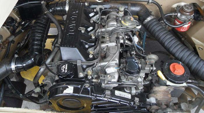 Japan Diesel Engine Cylinder Head For Toyota 2c-te  3c-te  3c