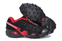 Женские кроссовки Big Size New Salomon Men/Women Flats Running Shoes Outdoor Walking Casual Sports Athletic Shoes For Women And Men