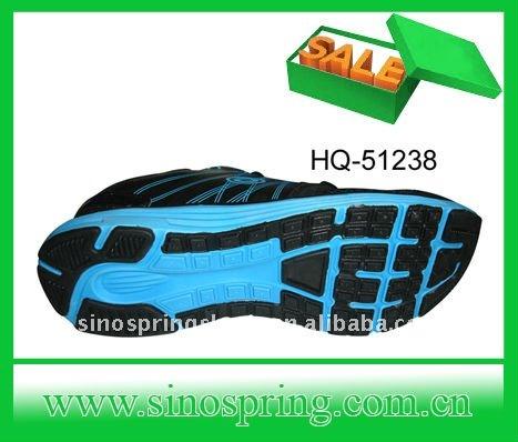 Comfy man racing shoes