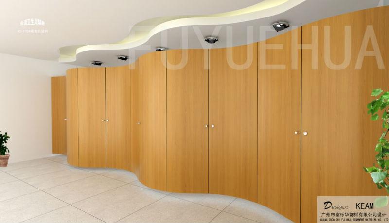 courbe hpl ph nolique compact stratifi panneau salle d 39 eau wc cabine de autres accessoires id. Black Bedroom Furniture Sets. Home Design Ideas