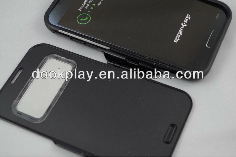 SPIGEN SGP Slim Armor S View Flip Cover for Samsung Galaxy Note2 N7100